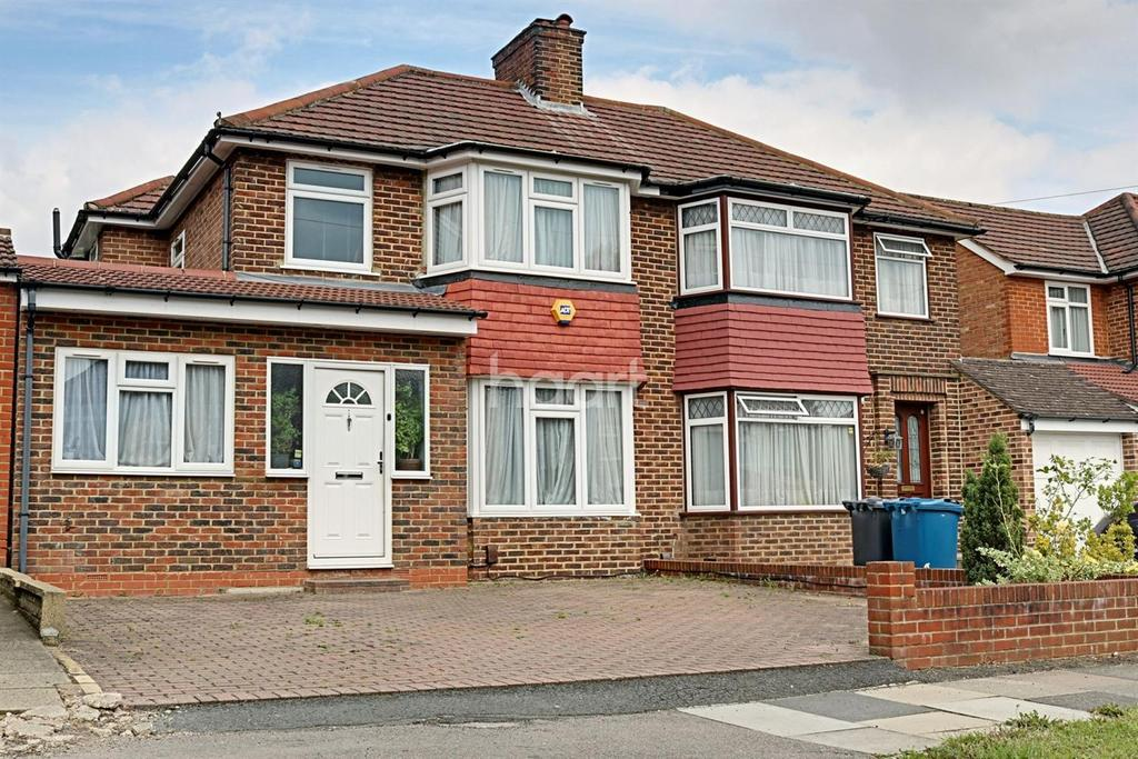 5 Bedrooms Semi Detached House for sale in Wetheral Drive, Stanmore, HA7