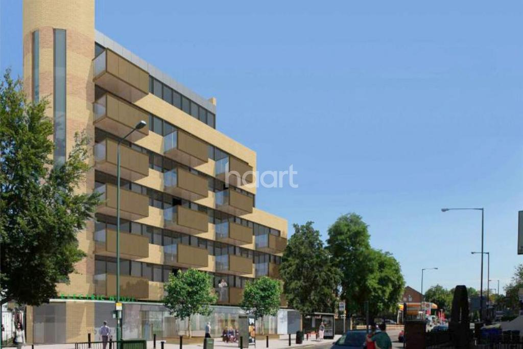 2 Bedrooms Flat for sale in Electric House, Willesden Lane NW2