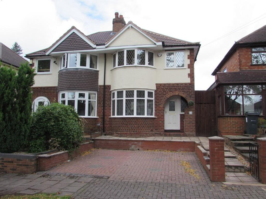3 Bedrooms Semi Detached House for sale in Watwood Road, Birmingham
