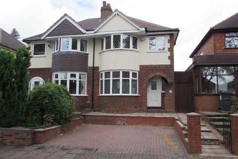 3 bedroom semi-detached house for sale - Watwood Road, Birmingham