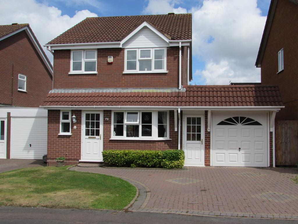 4 Bedrooms Detached House for sale in Rushford Close, Shirley