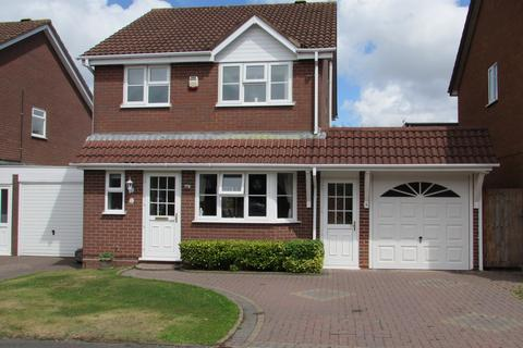 4 bedroom detached house for sale - Rushford Close, Shirley