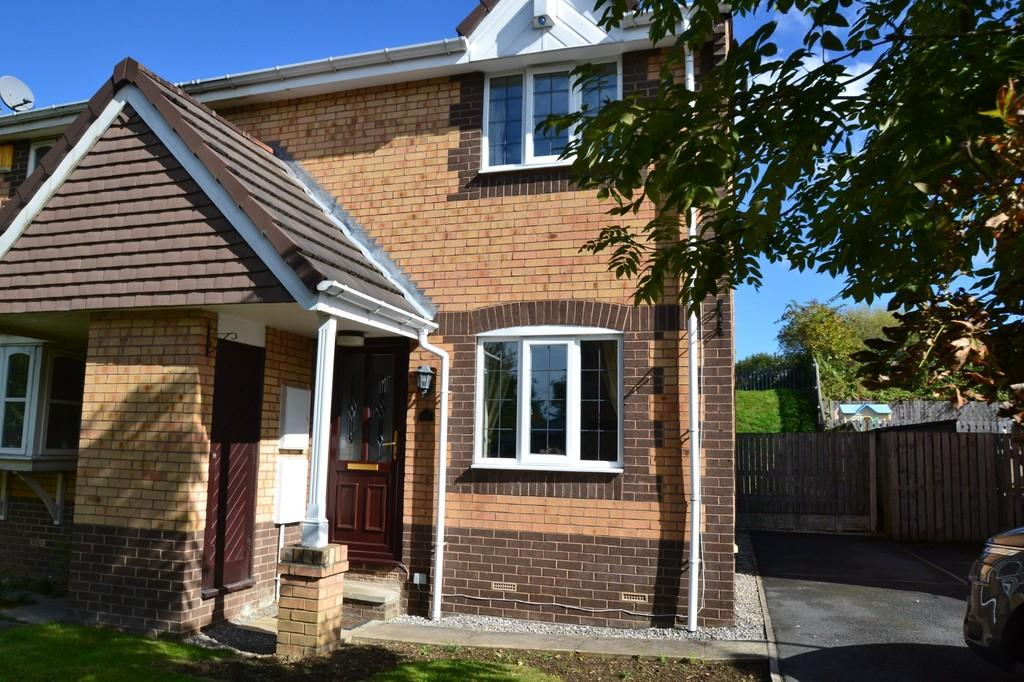 2 Bedrooms Semi Detached House for sale in Brooksfield, South Kirkby, Pontefract