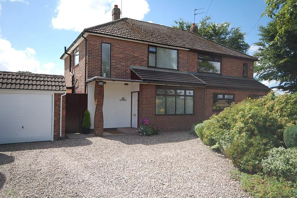 3 Bedrooms Semi Detached House for sale in Lynton Way, Windle, St. Helens