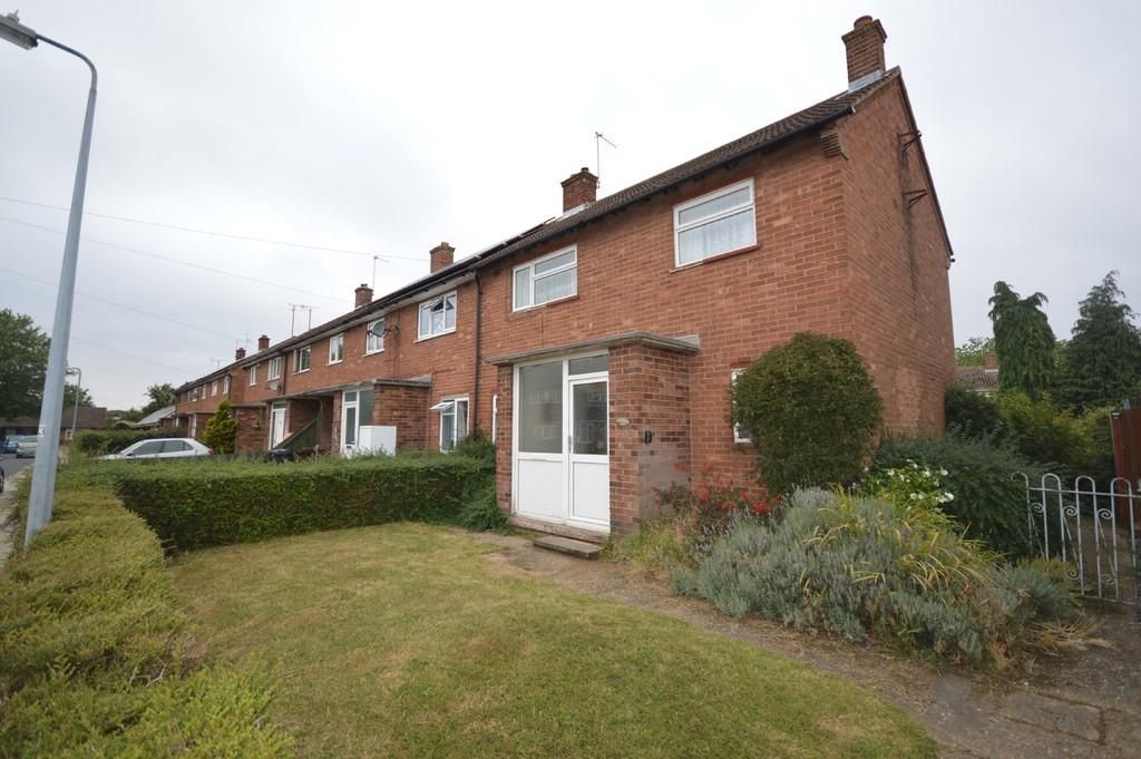 3 Bedrooms End Of Terrace House for sale in Finchingfield Way, Colchester