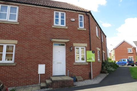 3 bedroom terraced house to rent - Long Ashton, Blackcurrant Drive, BS41 9FP