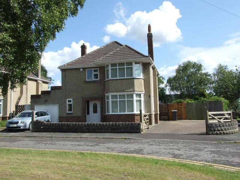 3 Bedrooms Detached House for sale in Bellefield Crescent, Trowbridge