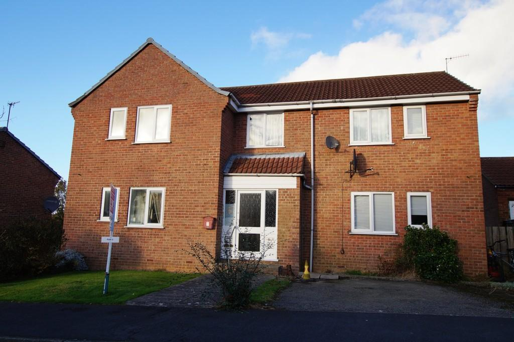 Studio Flat for sale in Burnham Court, Hildenley Close, Scarborough