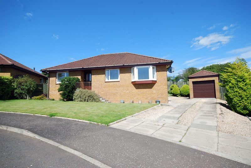 3 Bedrooms Detached Bungalow for sale in 17 Elms Drive, Maybole, KA19 8DT