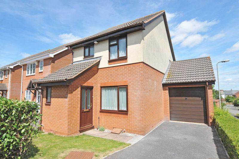 3 Bedrooms Detached House for sale in Exminster
