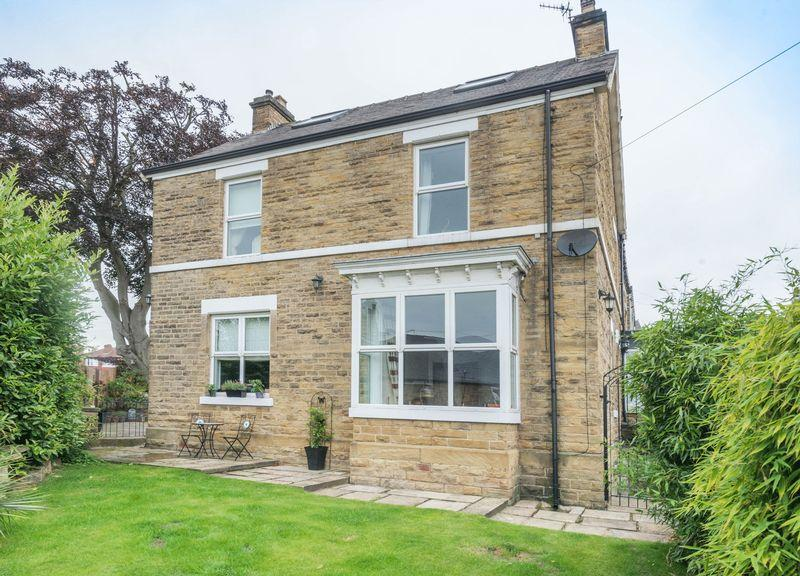 4 Bedrooms Semi Detached House for sale in Ball Road, Hillsborough, S6 4LZ - Beautiful Gardens Garage To The Rear