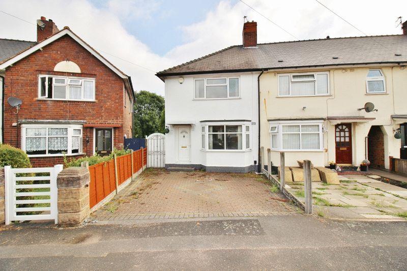 2 Bedrooms Semi Detached House for sale in Barlow Road, Wednesbury