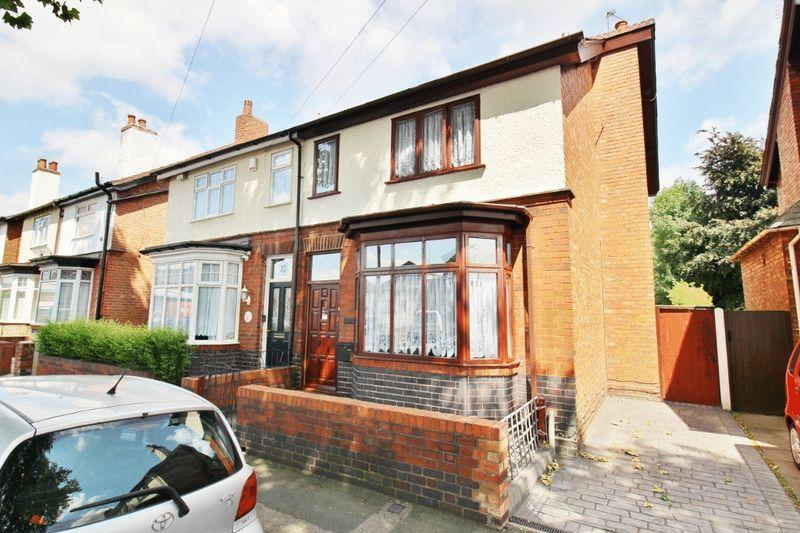 3 Bedrooms Semi Detached House for sale in Westbourne Road, Wednesbury