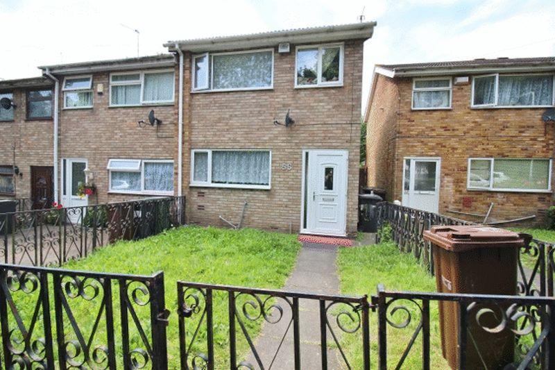 3 Bedrooms Terraced House for sale in Dunstall Hill, Wolverhampton