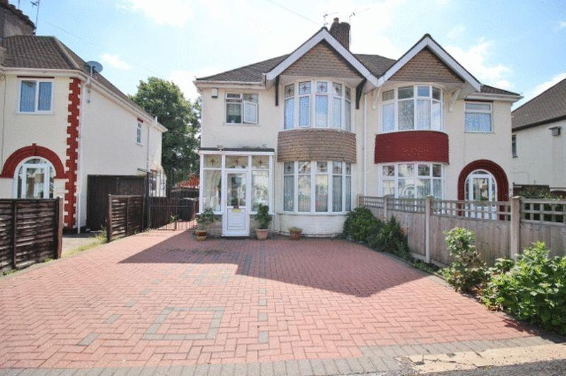3 Bedrooms Semi Detached House for sale in Lymer Road, Oxley