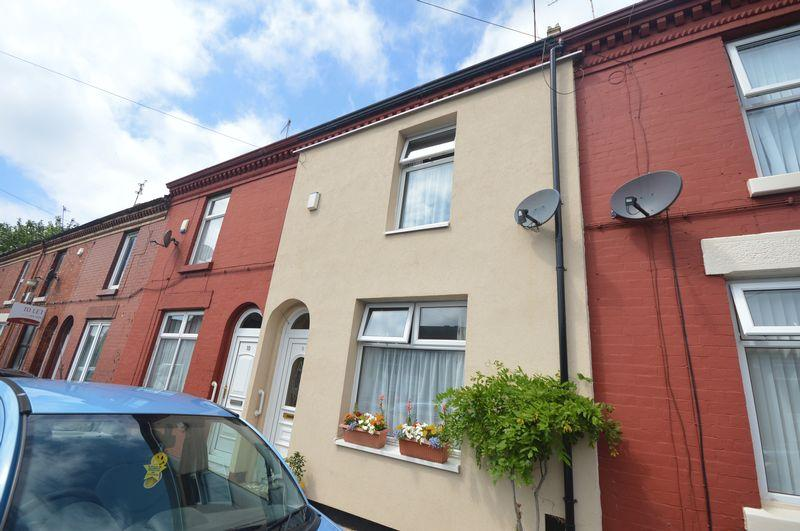 2 Bedrooms Terraced House for sale in Pearson Street, Wavertree