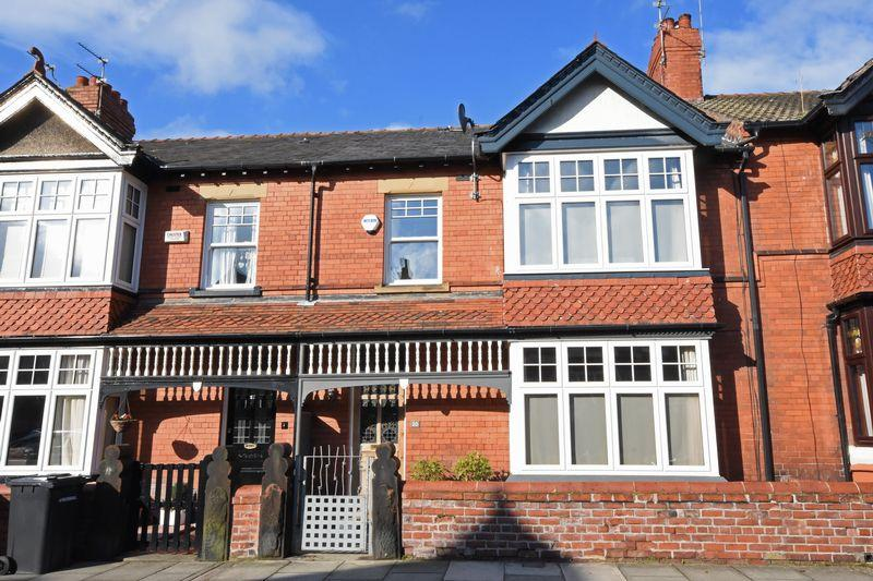 4 Bedrooms Terraced House for sale in 20 Manor Road, Hoylake