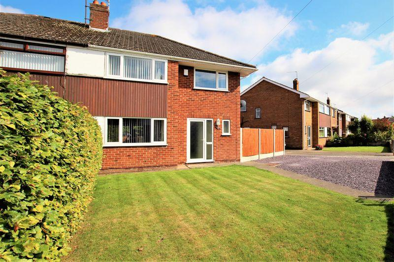 3 Bedrooms Semi Detached House for sale in Axholme Road, Thingwall, Wirral