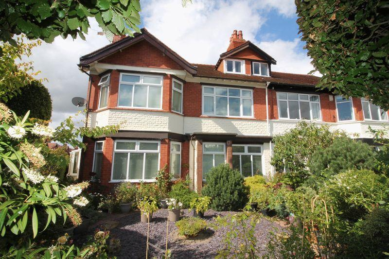 7 Bedrooms Semi Detached House for sale in Waterpark Road, Prenton