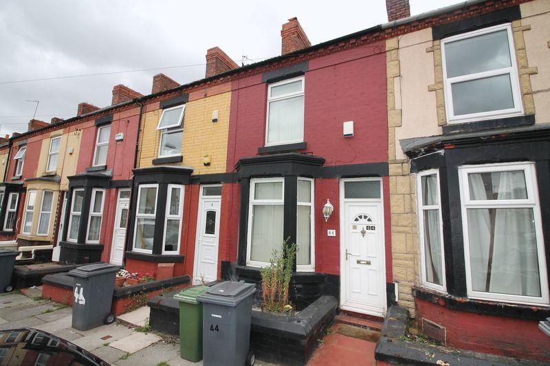2 Bedrooms Terraced House for sale in Crofton Road, Birkenhead