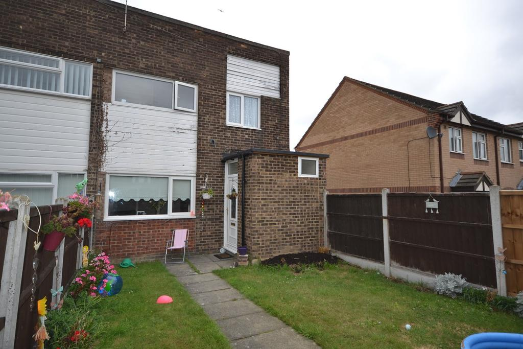 3 Bedrooms Terraced House for sale in Wills Hill, Stanford-le-Hope, SS17
