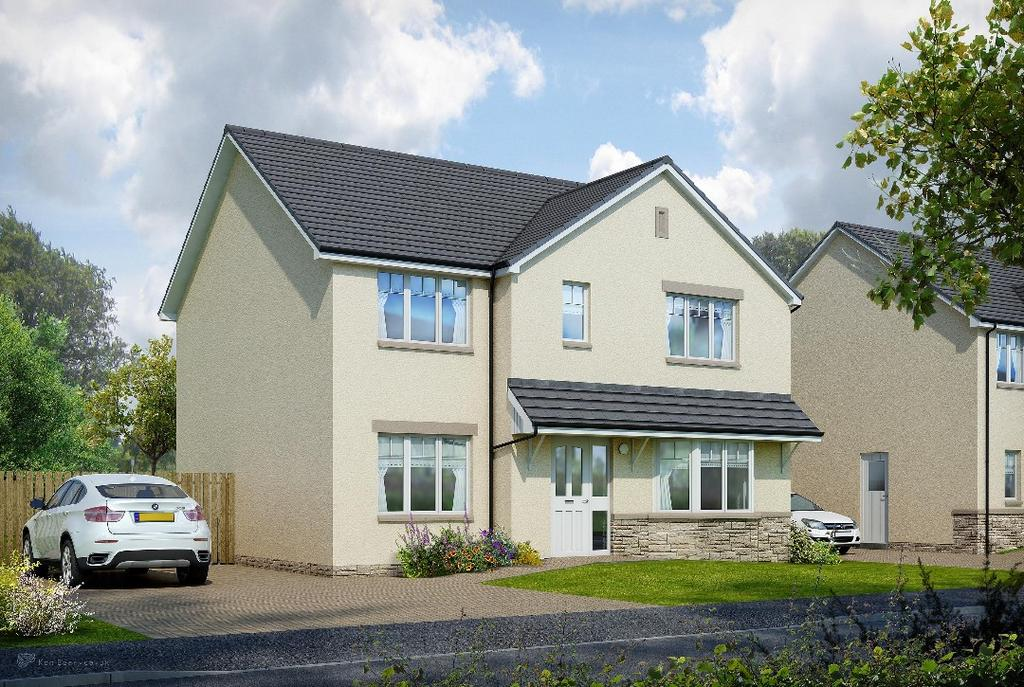 4 Bedrooms Detached House for sale in The Cairngorm, Heartlands, Whitburn, West Lothian, EH47 0NY