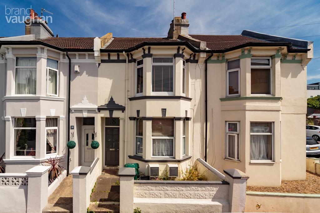 1 Bedroom Flat for sale in Roedale Road , Brighton, BN1