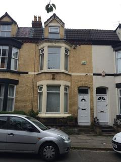 4 bedroom terraced house to rent - Double bedrooms available in Professional House Share, L17