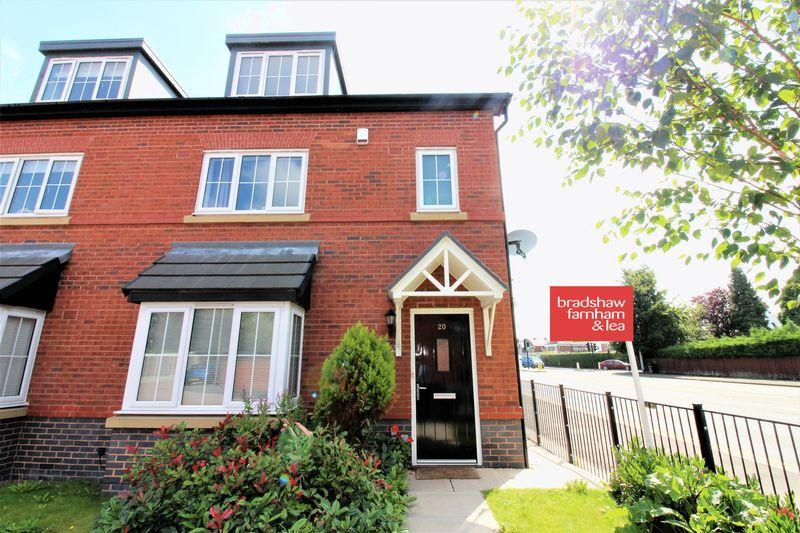 4 Bedrooms Semi Detached House for sale in Mcfarlane Close, Chester