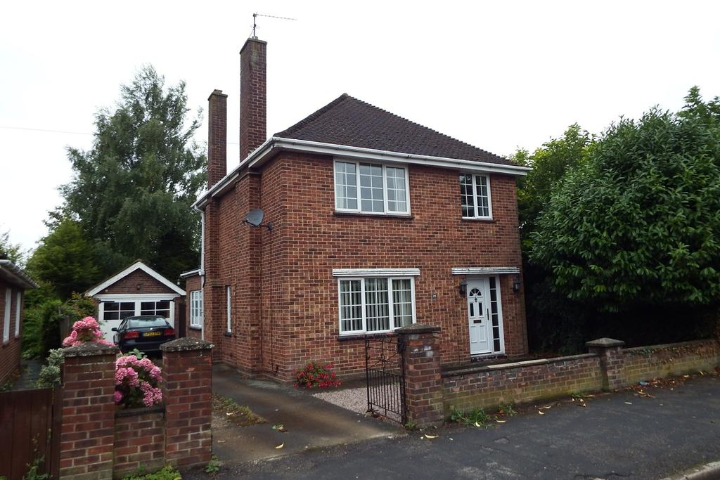 3 Bedrooms Detached House for sale in Maple Grove, Spalding, PE11