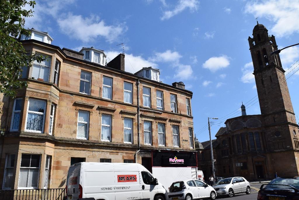 3 Bedrooms Flat for sale in Glenapp Street, Flat 2/1, Pollokshields, Glasgow, G41 2NQ