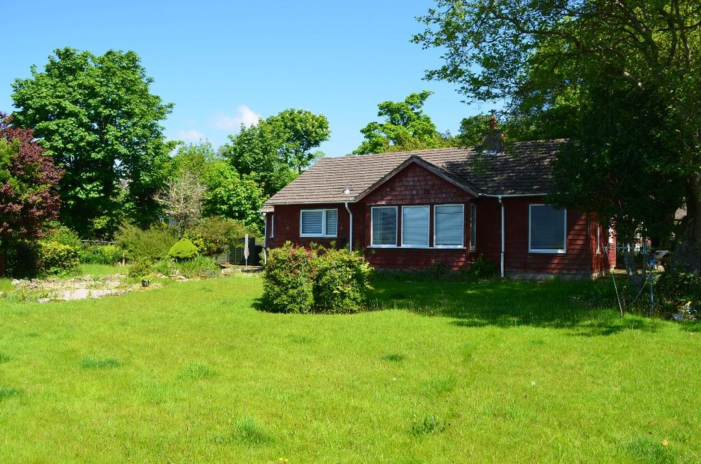 3 Bedrooms Detached Bungalow for sale in Ferndene Gardens, Shore Road, Cove , Argyll and Bute, G84 0NN