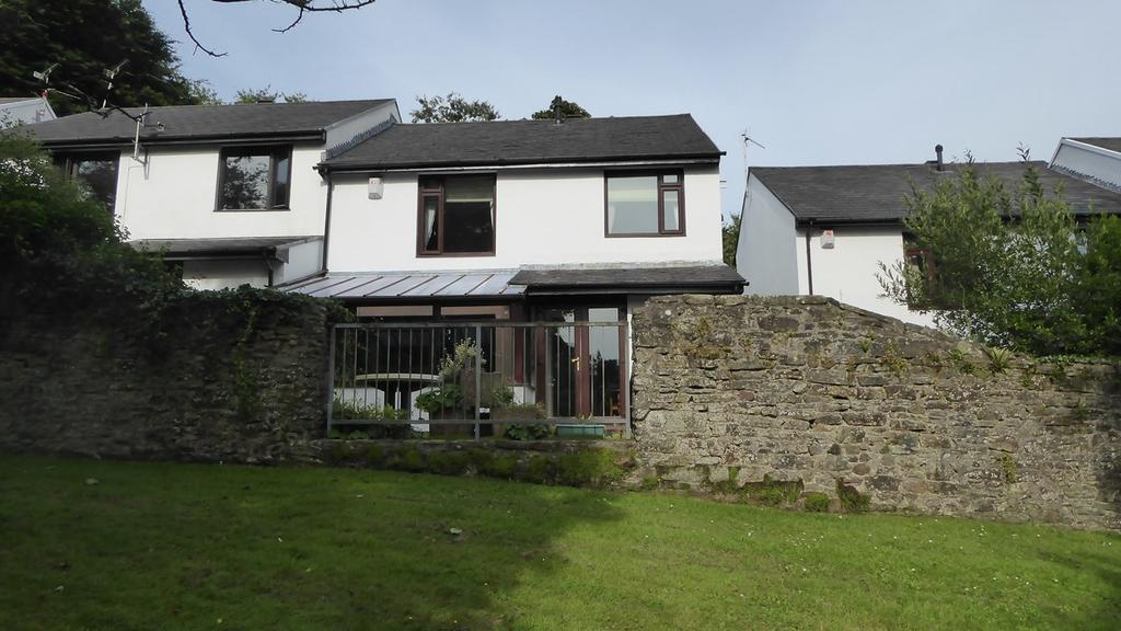 3 Bedrooms Semi Detached House for sale in Clevedon Court, Uplands, Swansea, SA2