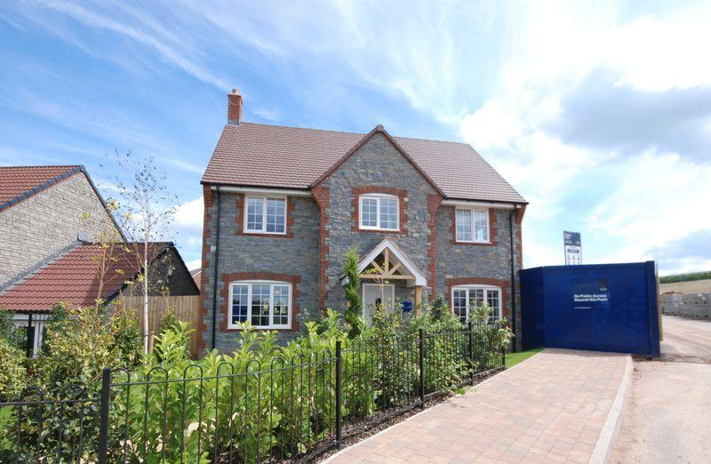 4 Bedrooms Detached House for sale in Vicarage Fields