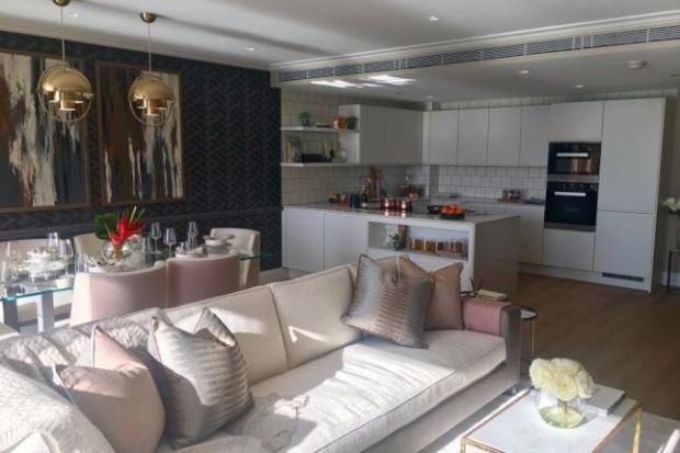 1 Bedroom Apartment Flat for sale in Queen's Wharf 20 St.James Street, Hammersmith, W6