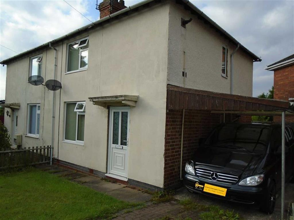 3 Bedrooms Semi Detached House for sale in Thompsons Road, Coventry, West Midlands, CV7
