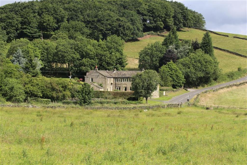 4 Bedrooms Detached House for sale in Knoll Lane, Netherthong, Holmfirth, HD9