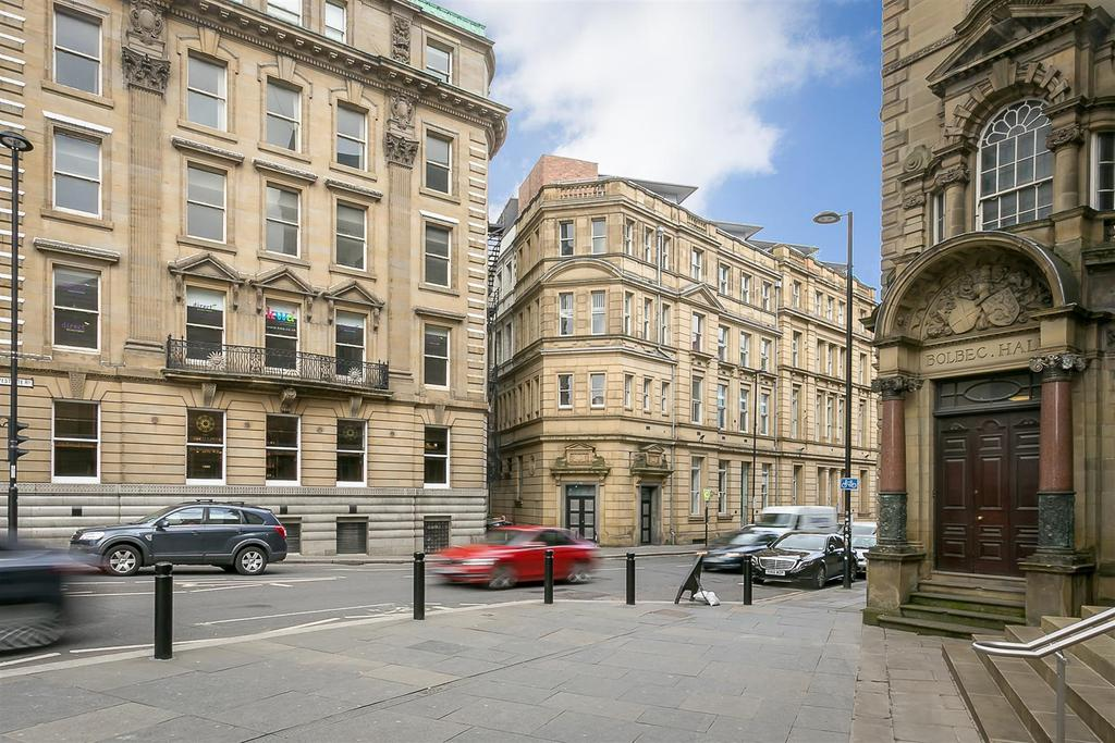 2 Bedrooms Flat for sale in Stamp Exchange, Westgate Road, Newcastle upon Tyne