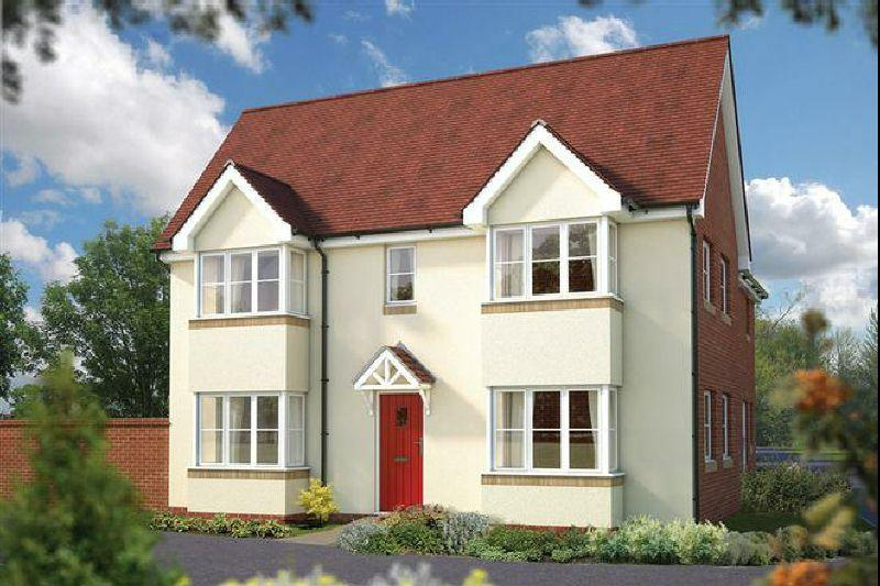 3 Bedrooms Detached House for sale in KINGS REACH, OTTERY ST MARY