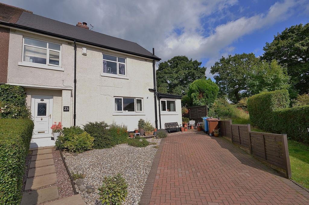3 Bedrooms End Of Terrace House for sale in Hillside Grove, Marple Bridge
