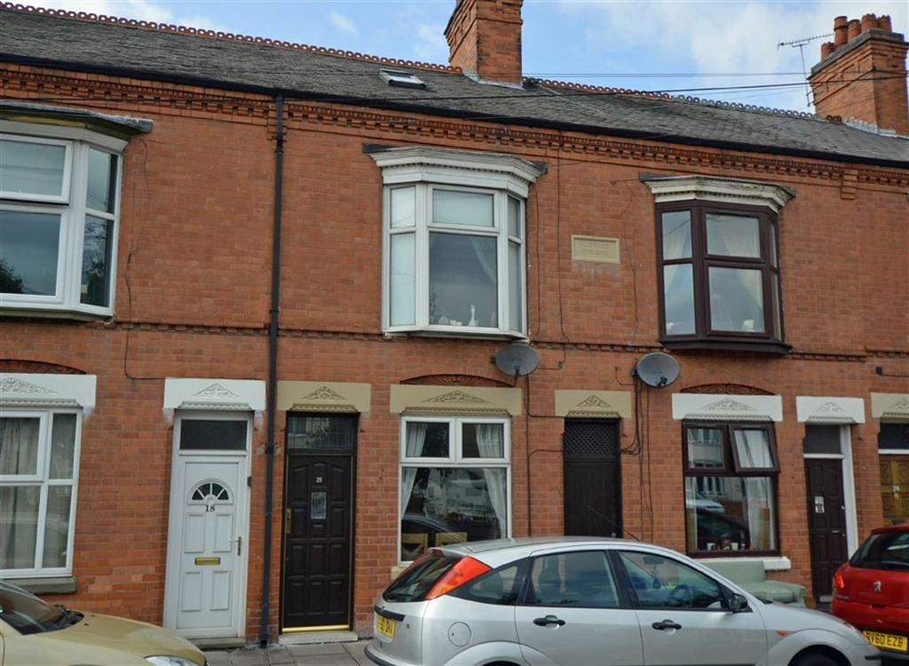 2 Bedrooms Terraced House for sale in Woodville Road, Off Hinckley Road