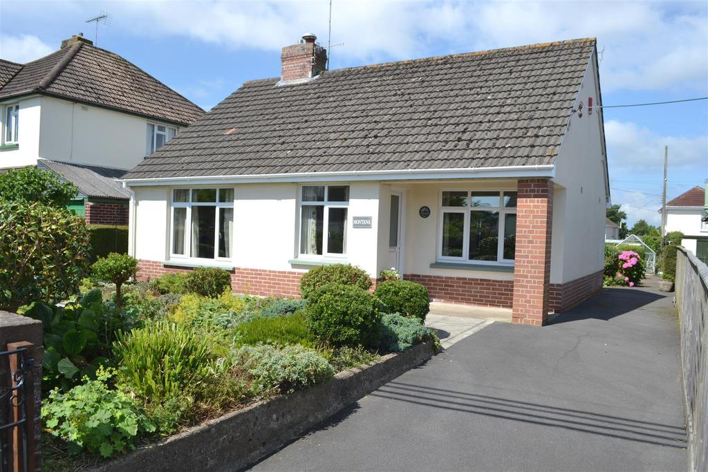 2 Bedrooms Detached Bungalow for sale in St. Johns Lane, Barnstaple