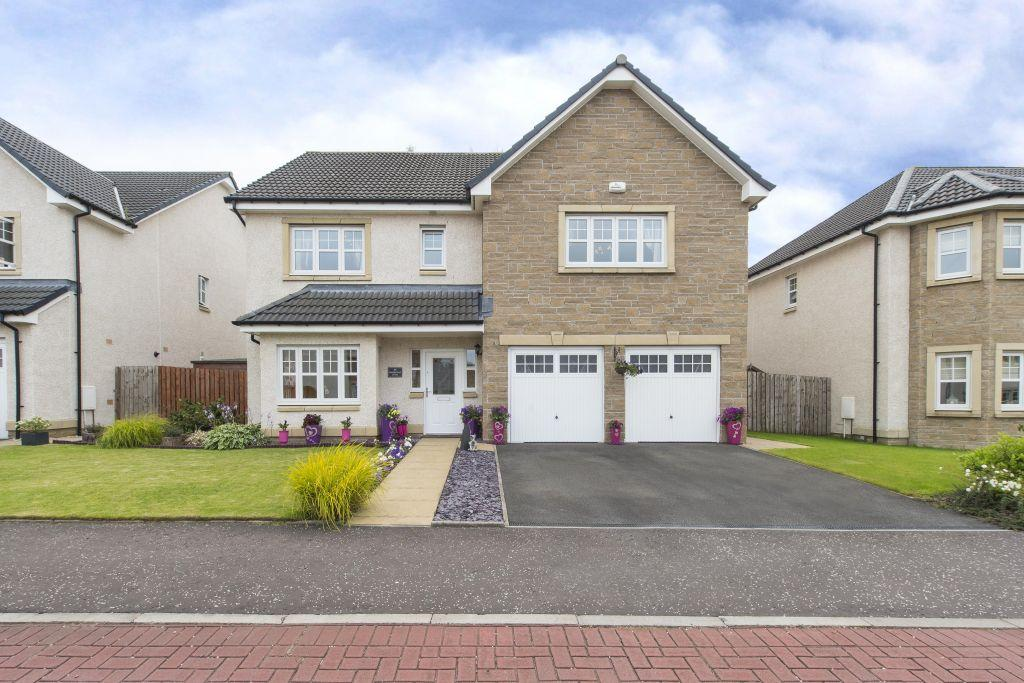 5 Bedrooms Detached Villa House for sale in 55 Rutherford Drive, Lenzie, Glasgow, G66 3US
