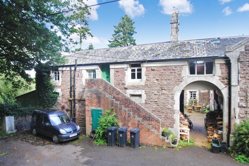 2 Bedrooms Flat for sale in Abbotsfield House, Wiveliscombe