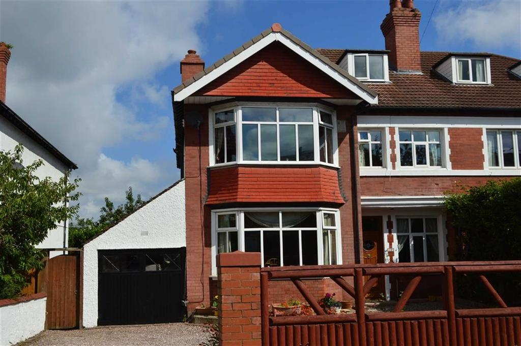 5 Bedrooms Semi Detached House for sale in Waterpark Road, Prenton, CH42