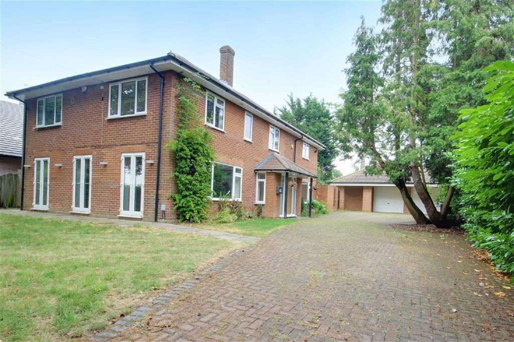 5 Bedrooms Detached House for sale in Heath Road, Potters Bar, Hertfordshire
