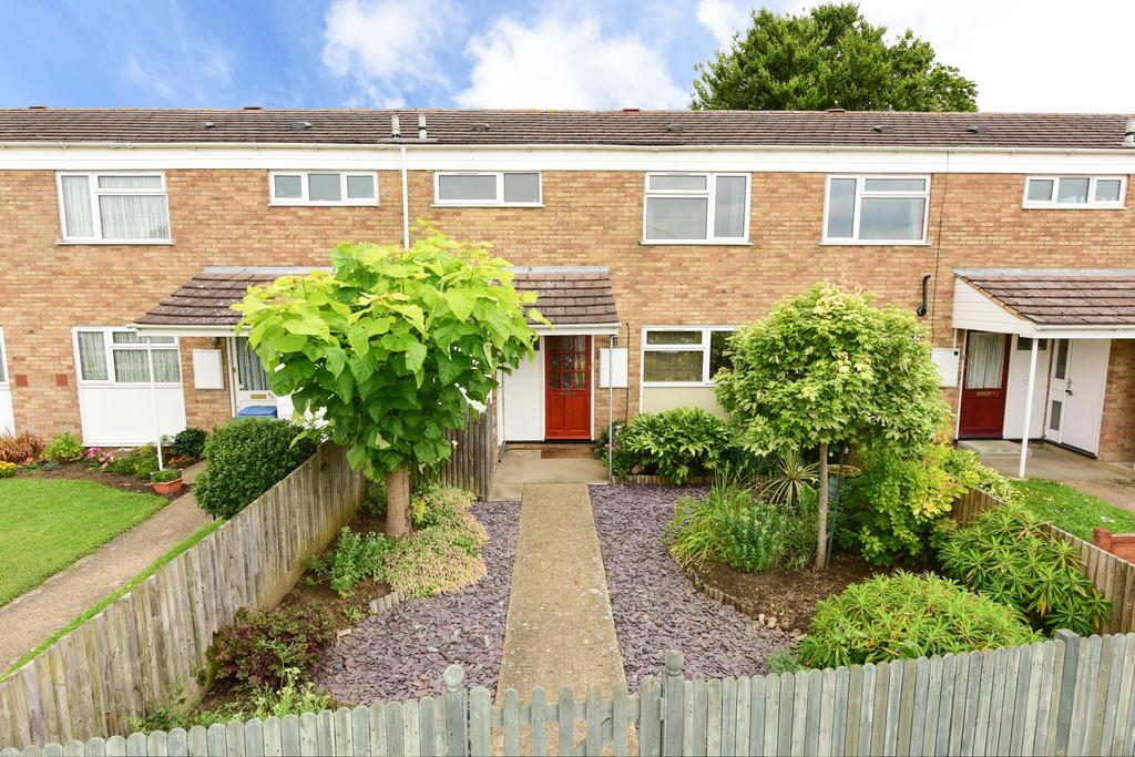 3 Bedrooms Terraced House for sale in Mellor Close, WALTON ON THAMES KT12