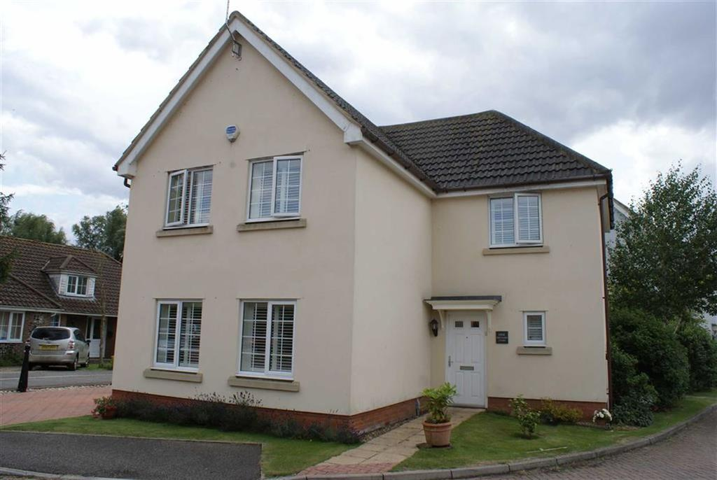 4 Bedrooms Detached House for sale in Orchard Close, Eye