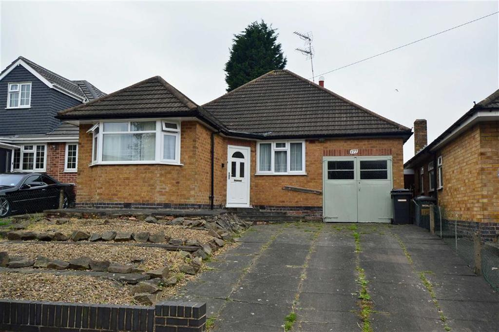 3 Bedrooms Detached Bungalow for sale in Ethel Road, Evington