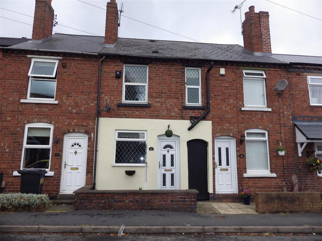 2 Bedrooms Terraced House for sale in Olive Hill Road, Halesowen